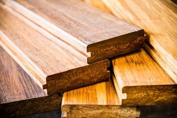 Bamboe binnen en buiten toepasbaar stalinrichting